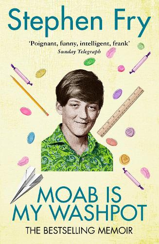 Moab Is My Washpot (Paperback)