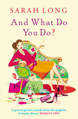 And What Do You Do? (Paperback)