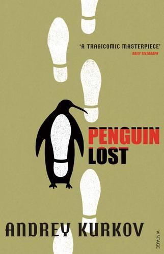 Penguin Lost (Paperback)