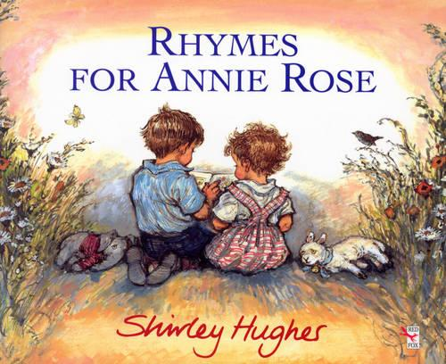 Rhymes For Annie Rose (Paperback)