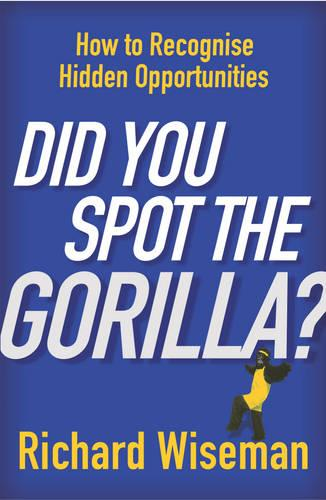 Did You Spot the Gorilla?: How to Recognise the Hidden Opportunities in Your Life (Paperback)