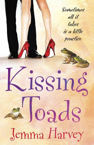 Kissing Toads (Paperback)