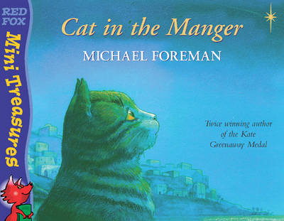 Cat in the Manger (Paperback)