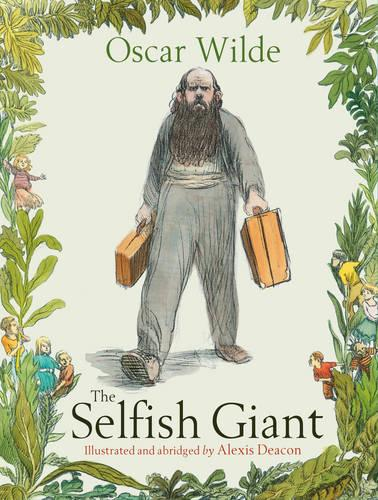 the selfish giant paperback