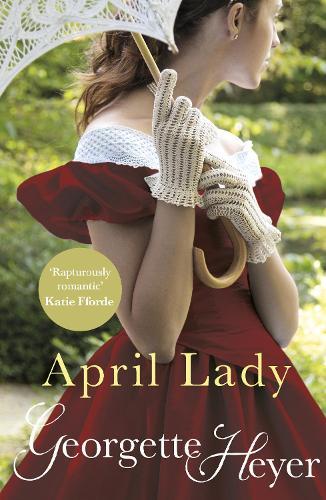 April Lady (Paperback)