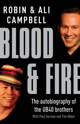 Blood And Fire (Paperback)