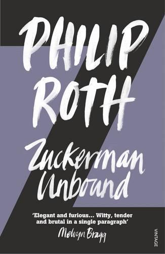 Zuckerman Unbound (Paperback)