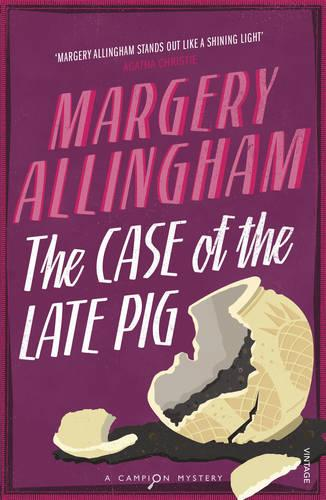 The Case of the Late Pig (Paperback)