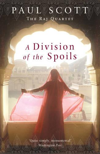 A Division Of The Spoils (Paperback)