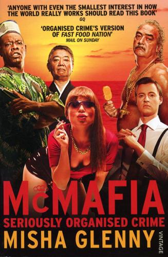 McMafia: Seriously Organised Crime (Paperback)