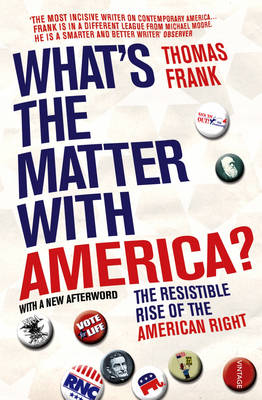 What's The Matter With America? (Paperback)