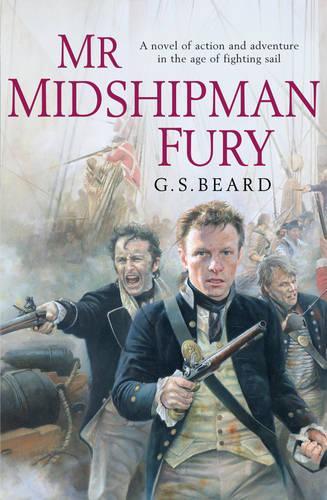 Mr Midshipman Fury (Paperback)
