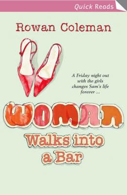 Woman Walks Into a Bar (Paperback)