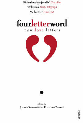Four Letter Word: New Love Letters (Paperback)