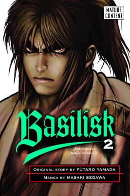 Basilisk Volume 2 - Basilisk (Paperback)