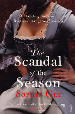 The Scandal of the Season (Paperback)