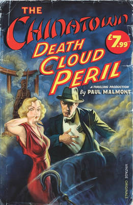 The Chinatown Death Cloud Peril (Paperback)