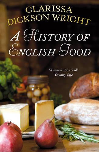 A History of English Food (Paperback)