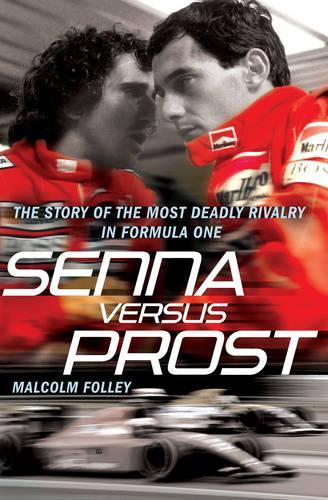 Senna Versus Prost (Paperback)