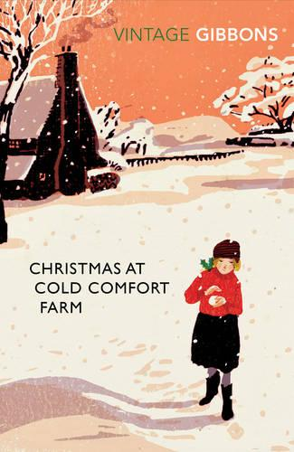 Christmas at Cold Comfort Farm (Paperback)
