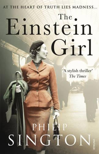The Einstein Girl (Paperback)