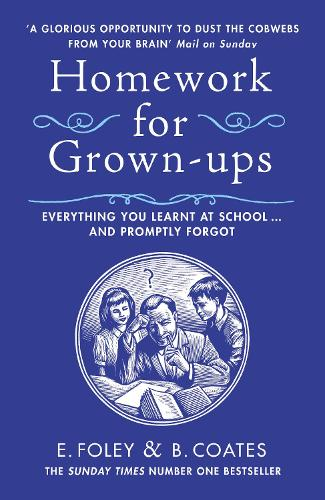Homework for Grown-ups: Everything You Learnt at School... and Promptly Forgot (Paperback)