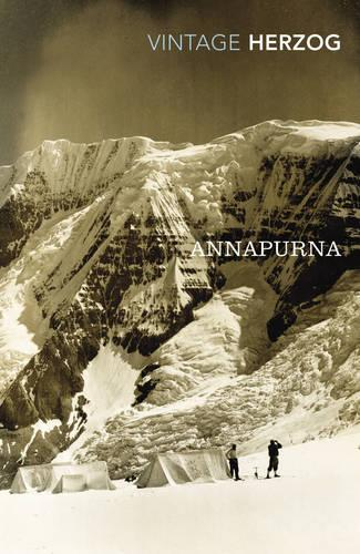 Annapurna: The First Conquest of an 8000-Metre Peak (Paperback)
