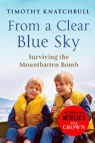 From A Clear Blue Sky (Paperback)