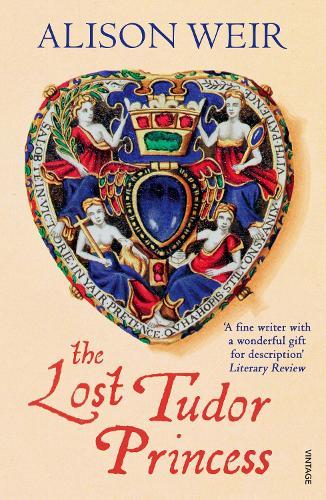 The Lost Tudor Princess: A Life of Margaret Douglas, Countess of Lennox (Paperback)