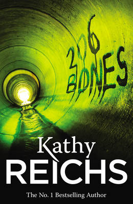 206 Bones: (Temperance Brennan 12) - Temperance Brennan (Paperback)