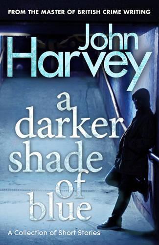 A Darker Shade of Blue (Paperback)
