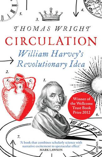 Circulation: William Harvey's Revolutionary Idea (Paperback)