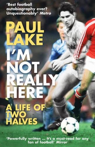 I'm Not Really Here (Paperback)