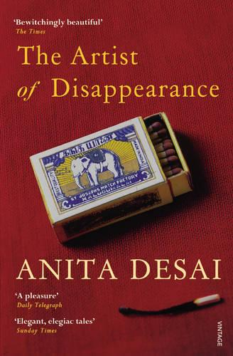 The Artist of Disappearance (Paperback)