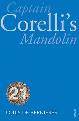 Captain Corelli's Mandolin: Vintage 21 (Paperback)