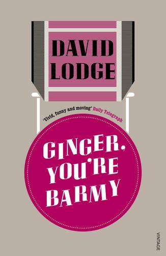 Ginger, You're Barmy (Paperback)