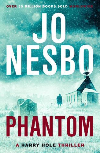 Phantom: Harry Hole 9 - Harry Hole (Paperback)