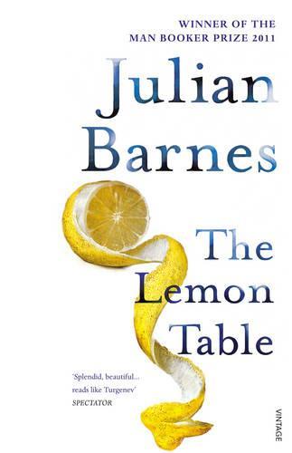The Lemon Table (Paperback)
