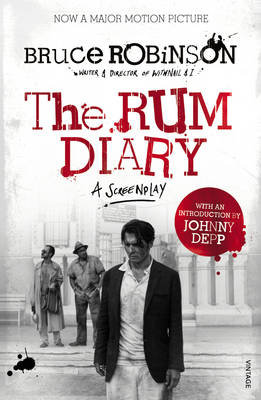 The Rum Diary: A Screenplay (Paperback)