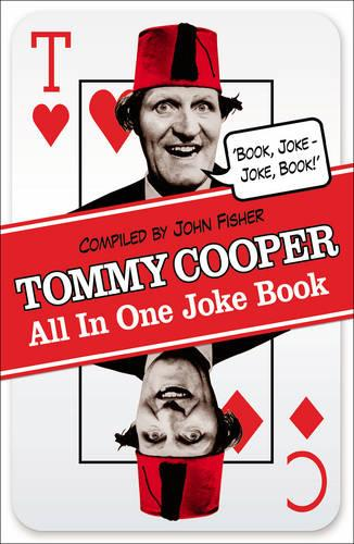 Tommy Cooper All In One Joke Book: Book Joke, Joke Book (Paperback)