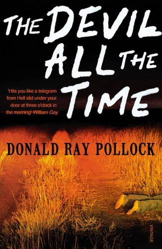 The Devil All the Time (Paperback)