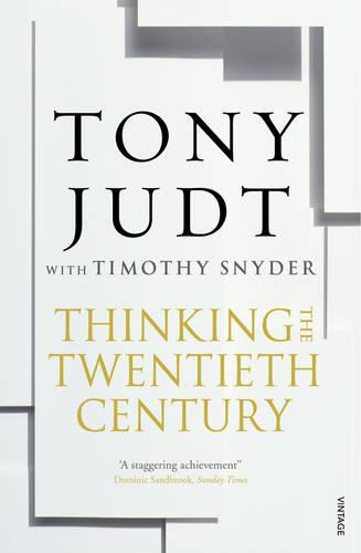 Thinking the Twentieth Century (Paperback)