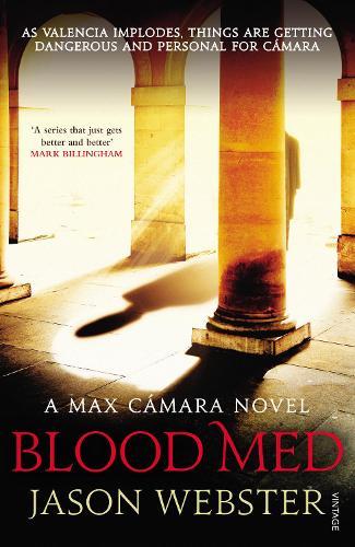 Blood Med: (Max Camara 4) - Max Camara (Paperback)