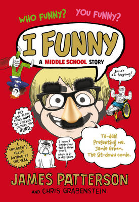 I Funny: A Middle School Story - I Funny 1 (Paperback)