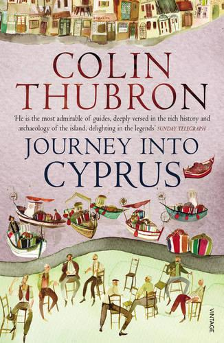 Journey Into Cyprus (Paperback)
