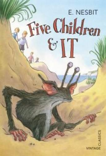 Five Children and It (Paperback)