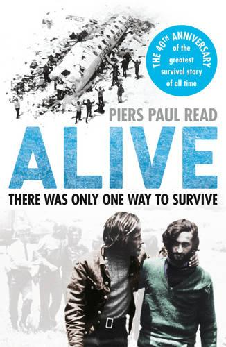Alive: The True Story of the Andes Survivors (Paperback)