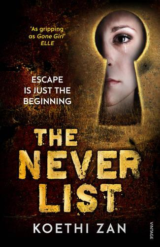 The Never List (Paperback)