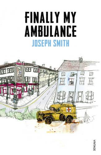 Finally My Ambulance (Paperback)