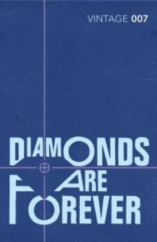 Diamonds are Forever - James Bond 007 (Paperback)